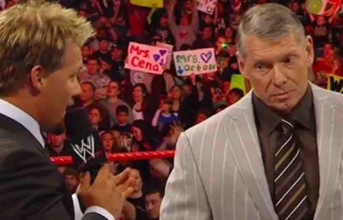Chris Jericho Details Vince McMahon Health Scare