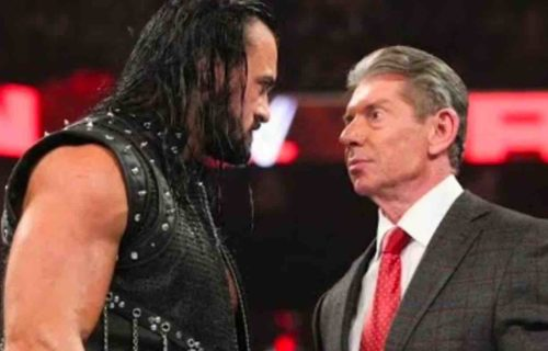 Vince McMahon 'Lies' To Drew McIntyre At Raw?