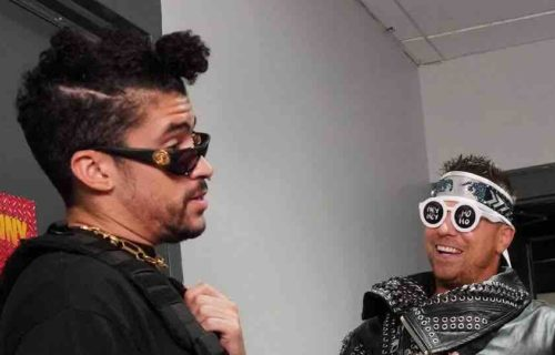 The Miz WrestleMania Match With Bad Bunny Revealed
