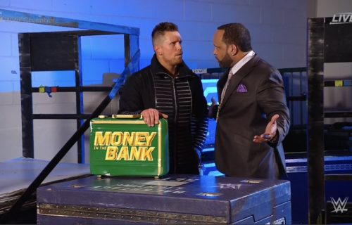 The Miz 'Buried' By WWE Creative Before Title Victory