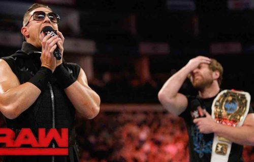 Jon Moxley Reveals If The Miz Deserves WWE Title