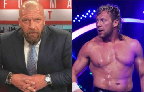 Kenny Omega Reveals Why He 'Rejected' Triple H