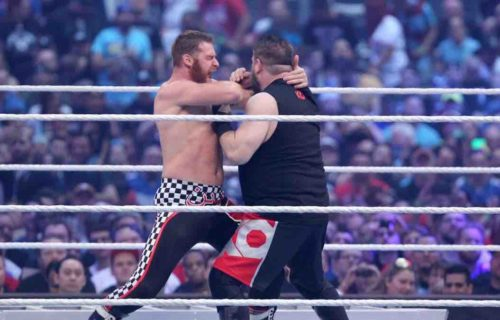 Sami Zayn 'Hated' Surprising Kevin Owens Match