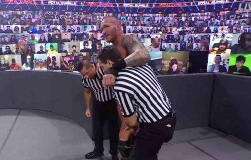 Randy Orton Reason For Leaving Royal Rumble Leaks