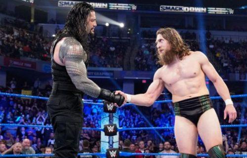 Roman Reigns Frustrated By WWE Burying Daniel Bryan