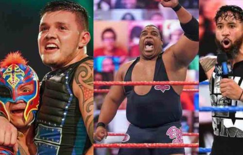 Rey Mysterio Gets COVID, Are Jey Uso & Keith Lee Sick?