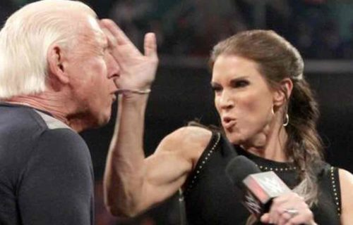 Ric Flair: 'Stephanie McMahon Changed WWE Forever'