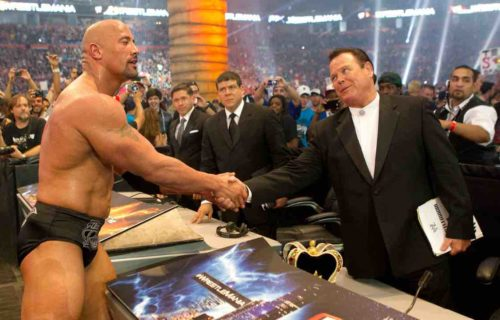 Jerry Lawler Reveals The Rock Ripped Off Move