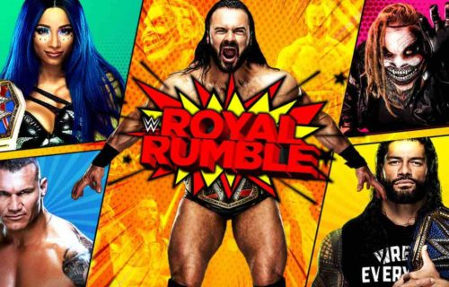 WWE Rehearsed Major Royal Rumble Match 'For 6 Hours'