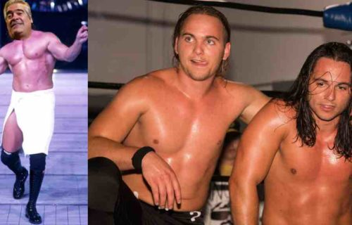 The Young Bucks Claim They Saw Vince Russo Naked