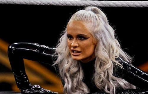 WWE Stalker Threatens Scarlett During NXT