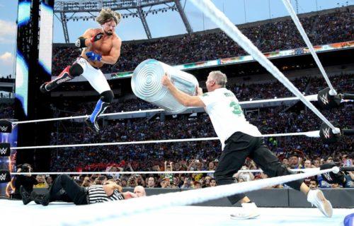 AJ Styles Wants Shane McMahon To Run WWE