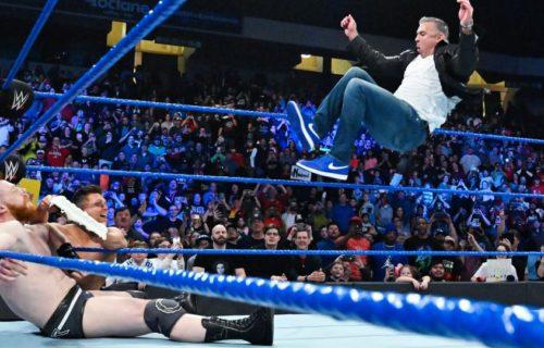 Sheamus Has Major Heat With Shane McMahon