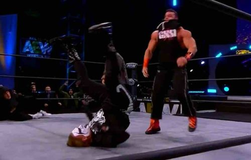 AEW Star 'Concerned' Sting Is Hurt On Dynamite