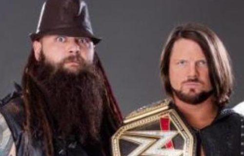 Bray Wyatt Rumored Feud With AJ Styles Leaks