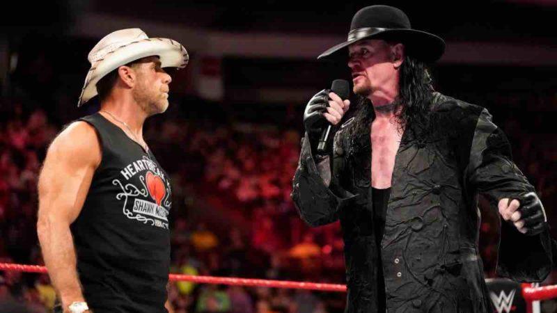 Shawn Michaels 'Apologizes' To Undertaker & Kane