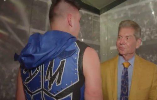 Dominik Mysterio WWE World Title Spoiler Leaks