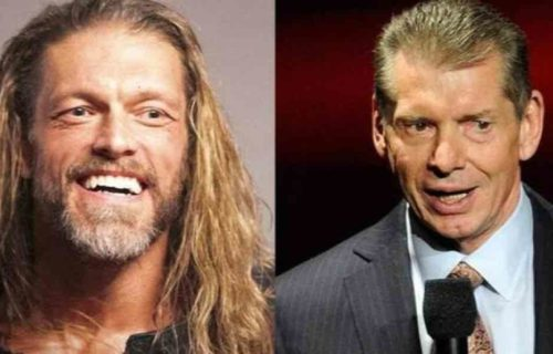 Vince McMahon 'Furious' With Edge At WrestleMania