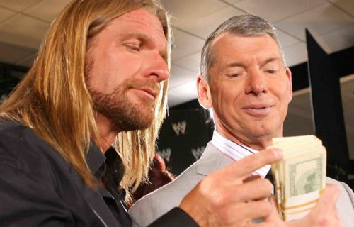 Triple H 'Punished' By Vince McMahon
