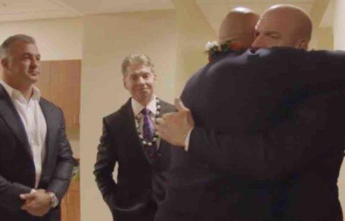 Triple H 'Brings Back' Fired WWE Star?