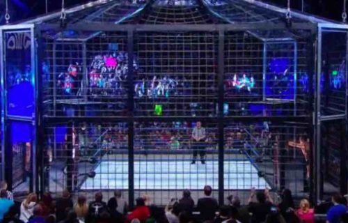 WWE Elimination Chamber Pales In Comparison To Last Year