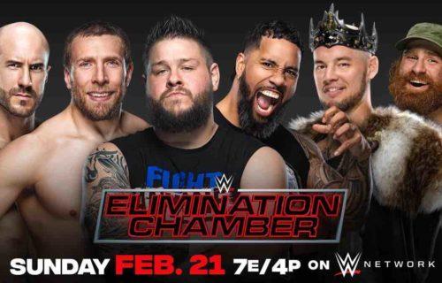 WWE Elimination Chamber Winner Rumor Leaks