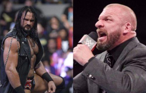 Triple H 'Demanded' Major Drew McIntyre Loss
