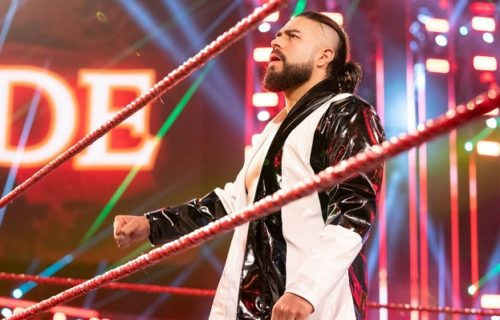 Andrade AEW Contract 'Demand' Leaks
