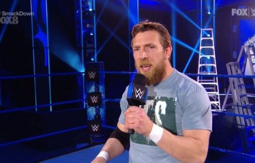 WWE 'Removing' Daniel Bryan From WrestleMania?