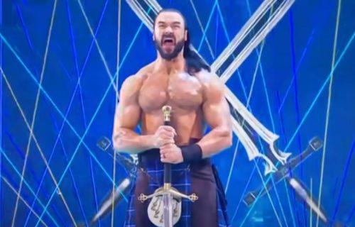 Drew McIntyre 'Refuses' To Main Event WrestleMania