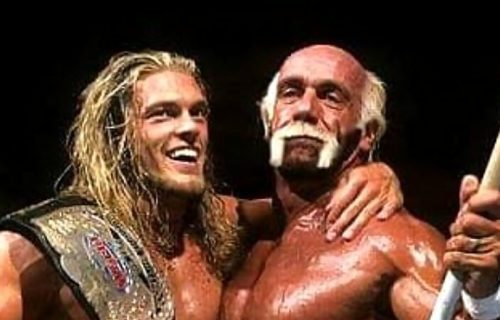 Edge 'Defends' Hulk Hogan Before WrestleMania 37
