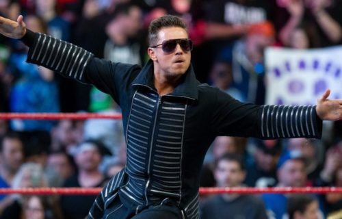 The Miz 'Removed' From WWE Raw?