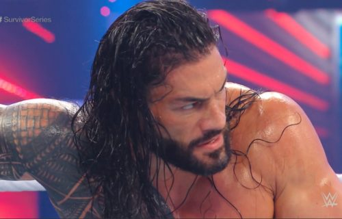 Roman Reigns 'Losing' To Smackdown Diva?