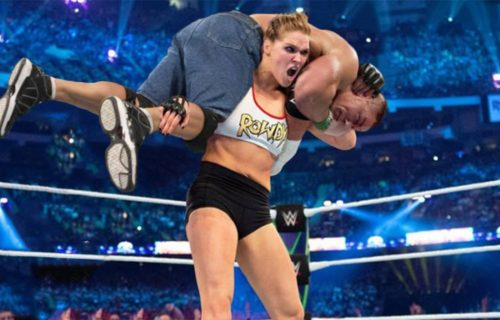 Ronda Rousey Makes Bold 'African American' Claim