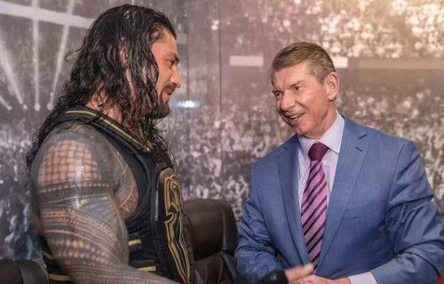 Roman Reigns Bold Message To Vince McMahon Leaks