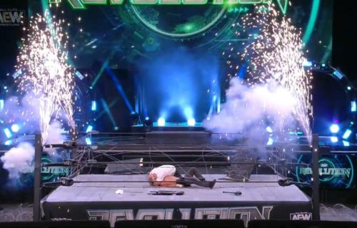 WWE Fastlane 'Explosion' Embarrasses Jon Moxley