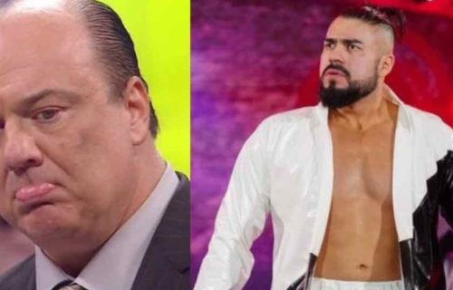 Paul Heyman Reacts To Andrade Quitting WWE