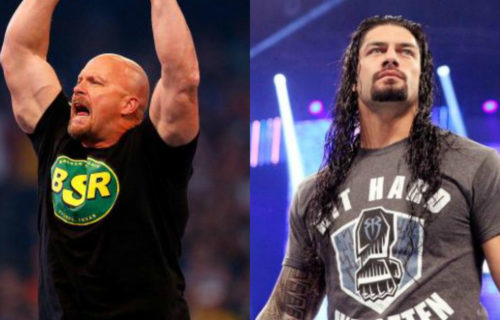 Roman Reigns 'Meeting' With Stone Cold Revealed