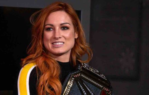 Becky Lynch WWE Return Match Rumor Leaks