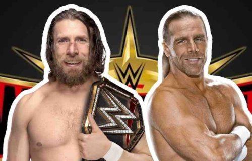 Shawn Michaels vs. Daniel Bryan WrestleMania Rumor Leaks