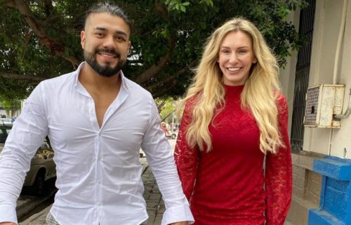 Charlotte Flair Drops Andrade AEW Bombshell