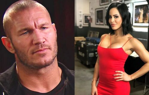 Charly Caruso Reacts To 'Bad' Randy Orton Rumor