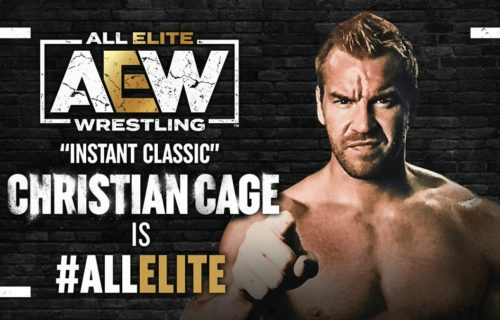 Vince McMahon 'Let Down' By Christian In AEW