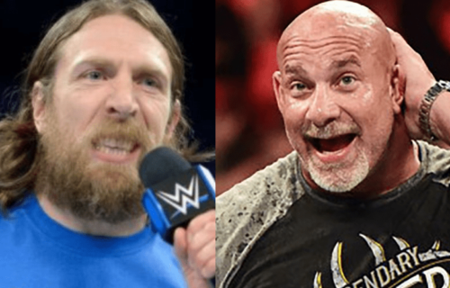 Goldberg & Daniel Bryan WrestleMania Rumor Leaks