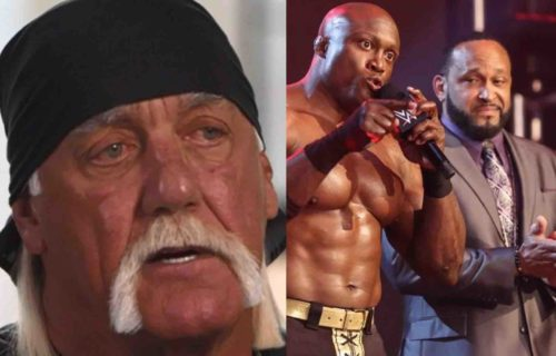 MVP Calls Out 'Racist' Hulk Hogan At WrestleMania