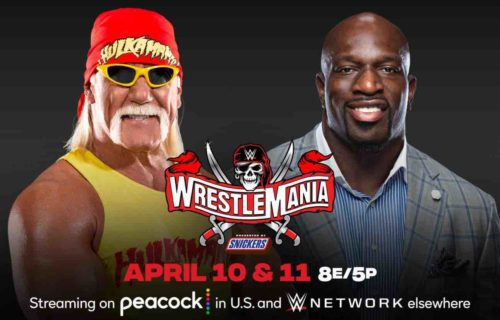 WWE Diva 'Unhappy' With Hulk Hogan At WrestleMania