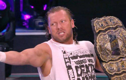 WWE Stars Trash AEW Revolution Main Event
