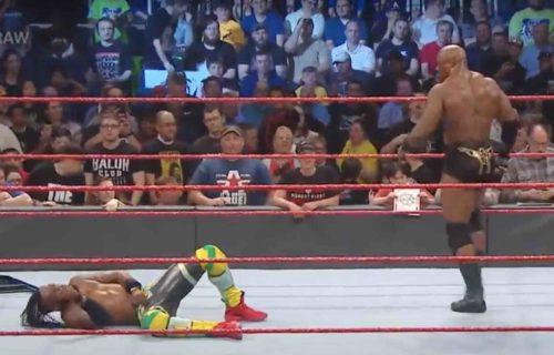 Bobby Lashley Reacts To WWE 'Burying' Kofi Kingston
