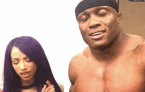 Bobby Lashley News 'Angers' Sasha Banks Backstage