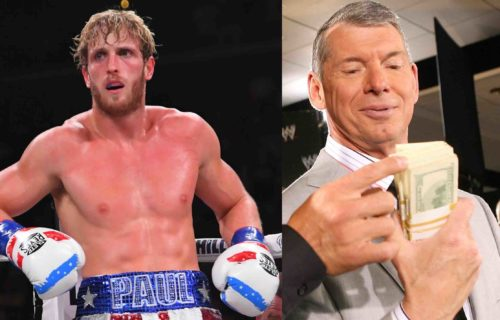 Vince McMahon Signs Logan Paul To Huge Contract